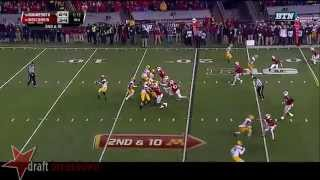 David Cobb vs Wisconsin (2014)
