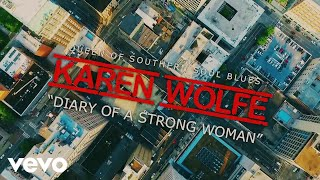 Karen Wolfe - Man Enough