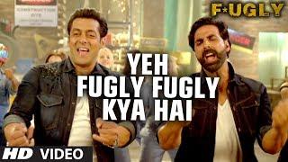 Nonton Fugly Fugly Kya Hai Title Song   Akshay Kumar  Salman Khan   Yo Yo Honey Singh Film Subtitle Indonesia Streaming Movie Download