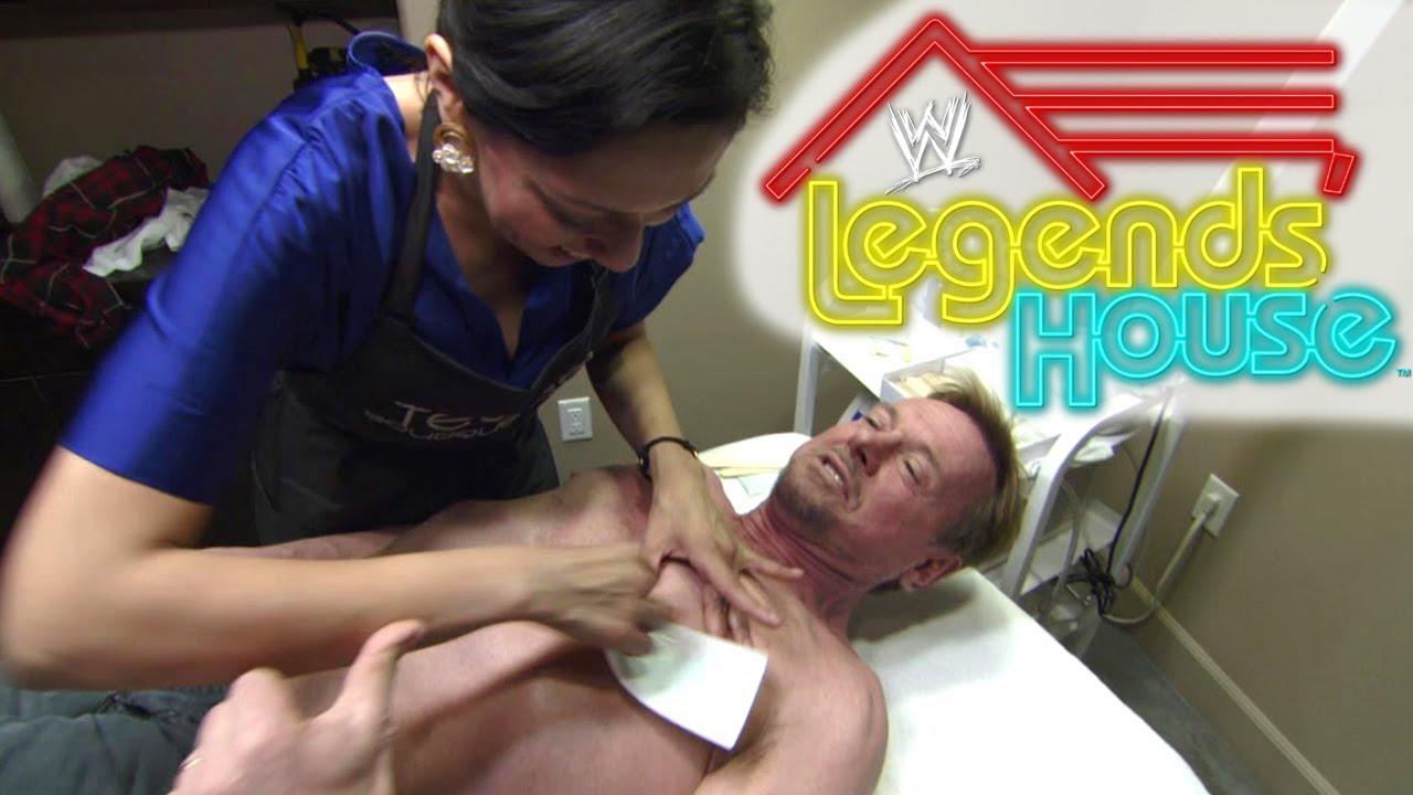 Sneak Peek: WWE Legends' House Season 1 Episode 4