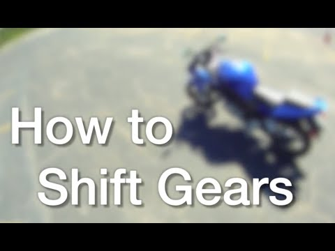 How to Shift Gears on a Motorcycle - EASY Steps!