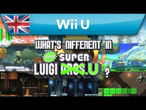 new super luigi u wii u ign