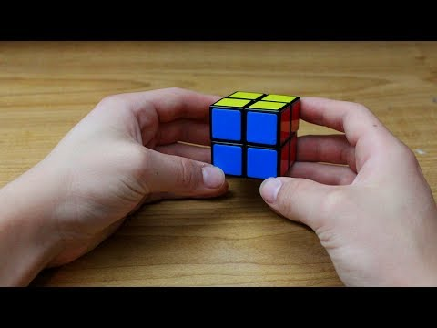 How To Solve a 2x2 Rubik's Cube | Simple Method