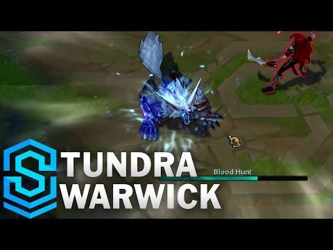 Warwick Sói Lãnh Nguyên - Tundra Warwick
