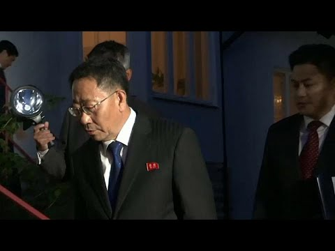 Ασυμφωνία ΗΠΑ – Βόρειας Κορέας: Διακόπησαν οι συνομιλίες στη Στοκχόλμη…