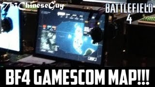BF4 News: GamesCom Map CONFIRMED!!! Island Map!!!