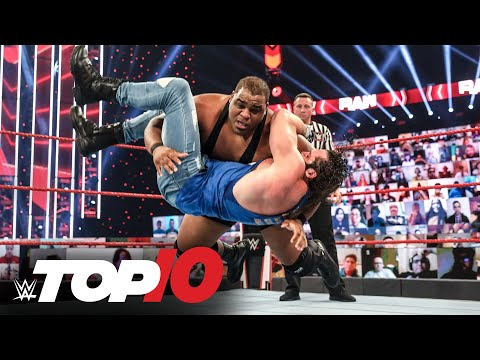 Top 10 Raw moments: WWE Top 10, October 26, 2020