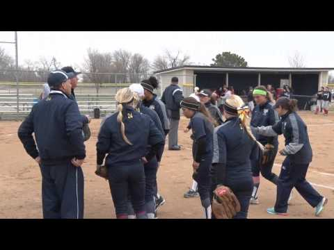 Video Highlights: Softball vs. Southwestern (4/7/2015)