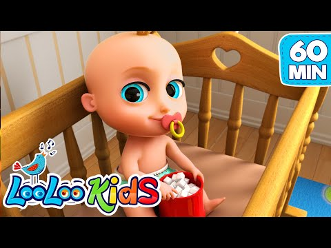 Johny Johny Yes Papa - Educational Songs for Children | LooLoo Kids - Thời lượng: 1:02:58.