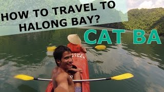 Cat Ba Island Vietnam  city pictures gallery : HALONG BAY TOUR FOR $20. How to travel to Cat Ba island (Vietnam)?