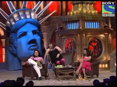 krishna and sudesh best ever Comedy Circus Ke Ajoobe  Episode 38   27th April 2013   YouTube cut