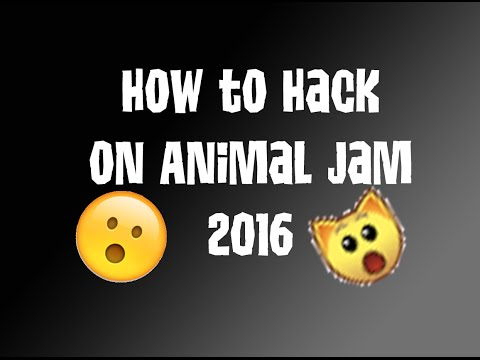 Video HOW TO HACK ON ANIMAL JAM 2016 (Real) download in MP3, 3GP, MP4, WEBM, AVI, FLV January 2017