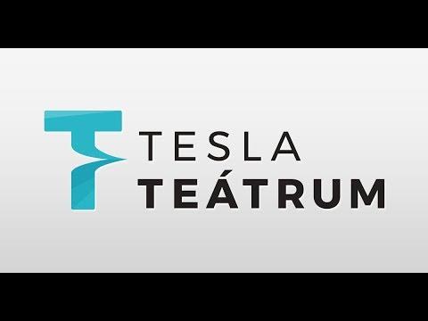 A Tesla Teátrum sajtótájékoztatója