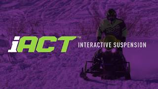 9. Arctic Cat 2019 iACT ZR Technology