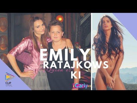 Modelos de uñas - ¿Quien es Emily Ratajkowski? - ICarly - Clip Viral - modelo y actriz