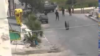 Sebuah video yang menghebohkan ! Pasukan Israel di jadikan hiburan bagi Rakyat Palestina. Dapatkan ulasan menarik ttg Gaza dari silontongcom