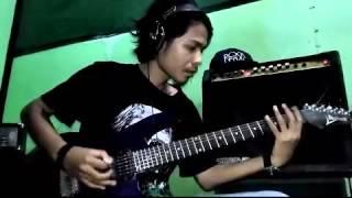 deadsquad - manufaktur replika baptis (guitar cover) by teguhiddm
