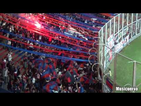 San Lorenzo 3 Botafogo 0 Entrada. Este sentimiento nadie lo comprende.. - La Gloriosa Butteler - San Lorenzo - Argentina - América del Sur