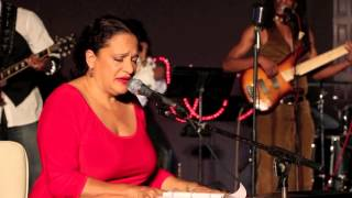 LIVE AT REDBONES (Kingston, Jamaica): Suzanne Couch & Her Big Band (Water Wash Over Me)