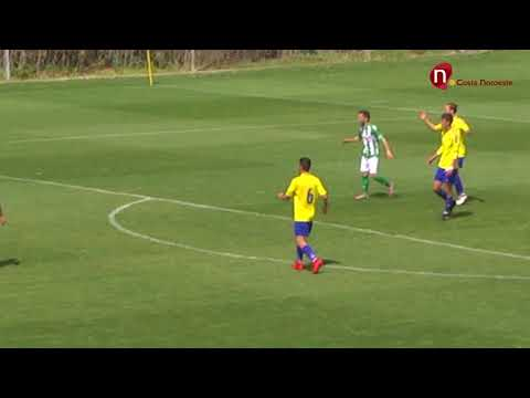Resumen, Cádiz B 1-1 Atlético Sanluqueño
