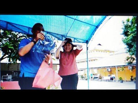 alumni smp buddhi gandeng ubd donor darah