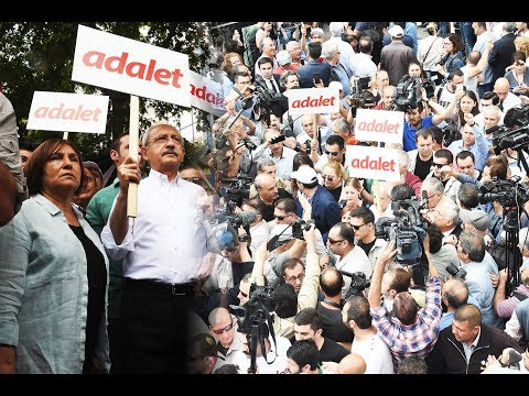 Video ADALET YÜRÜYÜŞÜ 19.GÜNUNDE 03/07/2017 download in MP3, 3GP, MP4, WEBM, AVI, FLV January 2017