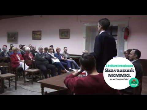 Lakossági fórumot tartottak Zentán-cover