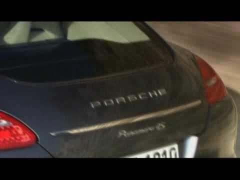 Porsche Panamera: Todo un Lujo en 4 puertas