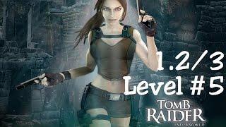 Tomb Raider Underworld - Level 5 Southern Mexico 1.2/3 (Xibalba)