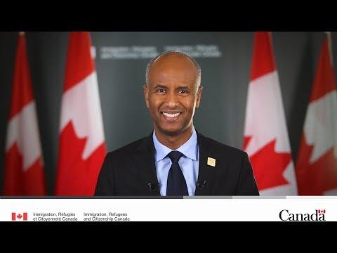 Message du ministre Hussen à l'occasion de la Semaine de la citoyenneté de 2017