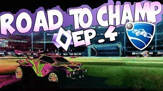 Hello there and welcome back to another episode of rocket league ranked 3v3 road to champ, as always I hope everyone enjoys...