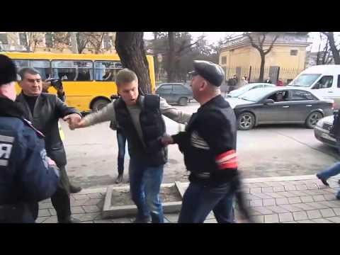 Армяне против провокаторов в Крыму - DomaVideo.Ru