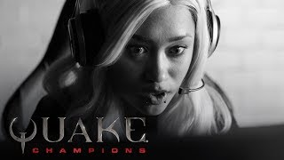 The Quake World Championships will bring together the best esports players in the world to battle it out in Quake Champions. Players will compete in both the classic head-to-head test of skill – Duel Mode – as well as in the new 4v4 team-based game mode, Sacrifice. Learn more at https://beth.games/2sHcvnMPresented in partnership with the ESL, the Quake World Championships features a $1 Million prize pool and will host the finale during the annual QuakeCon event in Dallas, TX, August 24-27, 2017. QuakeCon will also play host to a special qualifying tournament for players in the Bring Your Own Computer (BYOC) area, where eight players will win spots in the Duel finals.Interested in joining the frag fest? Enter the Quake World Championships by registering at https://play.eslgaming.com/quakeFollow Quake Champions on social media:Facebook: http://www.facebook.com/quakeTwitter: http://twitter.com/quakeInstagram: http://www.instagram.com/quakeESRB RATING PENDING: May contain content inappropriate for children. Visit www.esrb.org for rating information.