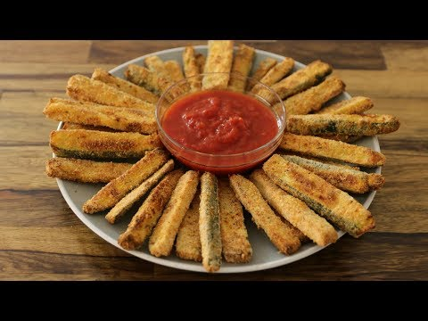 How To Make Baked Zucchini Fries