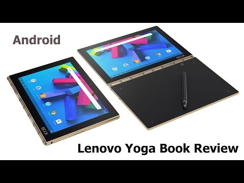 Lenovo Yoga Book Review (Android)