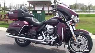 3. New 2014 Harley Davidson Electra Glide Ultra Classic Motorcycles for sale - Panama City Beach