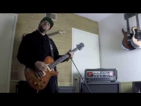 Destroy All Guitars - Mezzabarba Mzero Overdrive