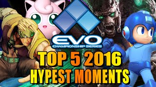 Nonton EVOLUTION 2016 - TOP 5 HYPE MOMENTS (Fighting Game World Championship) Film Subtitle Indonesia Streaming Movie Download