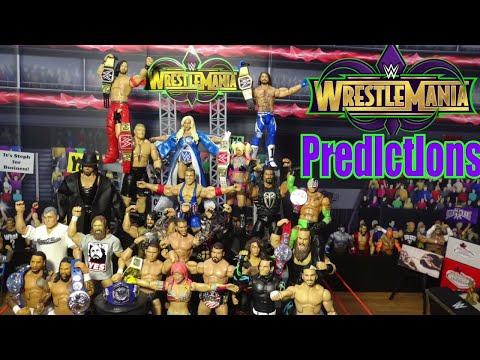 Wrestlemania 34 Predictions