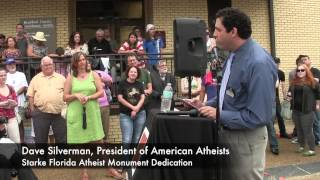 Starke (FL) United States  City new picture : Atheist Viewpoint, Ep. 904 - Starke, Florida Monument Dedication Part 1
