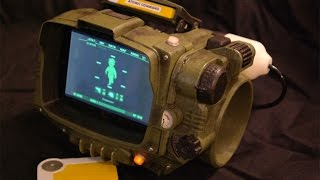 The real-life Fallout 4 Pip-Boy you can make yourself