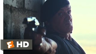 The Expendables 3  10 12  Movie Clip   Get To The Roof   2014  Hd