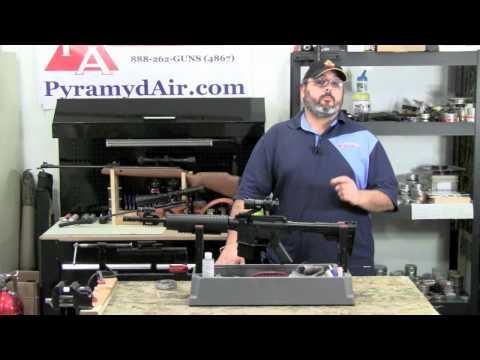 0 Мультикомпрессионная винтовка Crosman M4 177