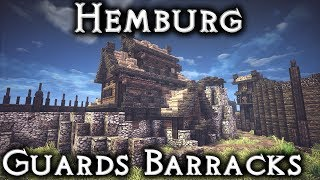 -•- LIVE STREAM -- Hemburg - Ep18 - Guard Barracks -- LIVE STREAM -•-