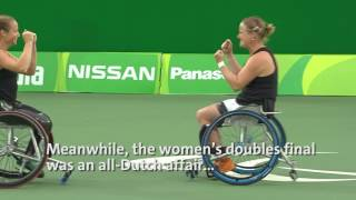 DAY 9 Highlights | Rio Paralympic Games