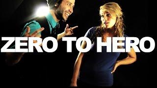 Zero to Hero (from Disney's 'Hercules') - Jonathan Young feat. Savannah Stuckmayer - YouTube