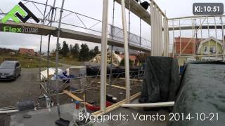 Video: Byggplats: Vansta 2014-10-21