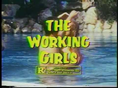 The Working Girls 1974 Trailer Sarah Kennedy Movie. (AKA) Elvira Naked