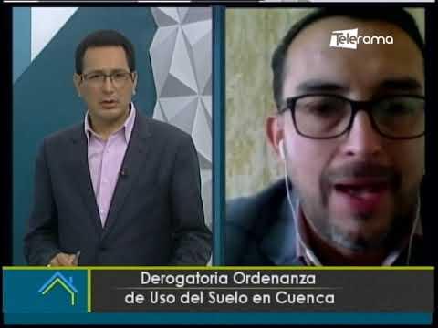 Derogatoria ordenanza de uso del suelo en Cuenca