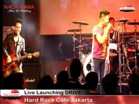 Drive - Pencuri Hati, Live Launching Album Cahaya Terang Records Streaming Nagaswara FM